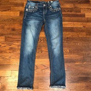 Miss Me Jeans Signature Straight SZ 26
